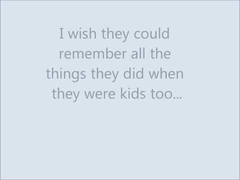 Kids Just Wanna Have Fun - The Hit Crew Lyrics