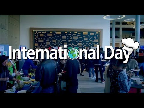 Taste the world: International Day 2018 at Frankfurt School