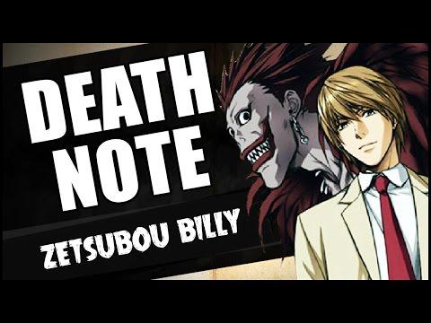 """DEATH NOTE Ending 2 FULL em PORTUGUÊS: """"Zetsubou Billy"""""""