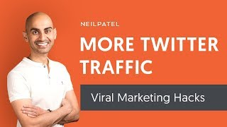 How to Get More Twitter Traffic (Fast) - Viral Marketing Techniques