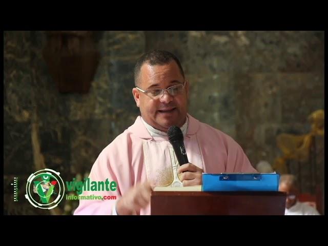 El sermón a los regidores de Santo Domingo Este
