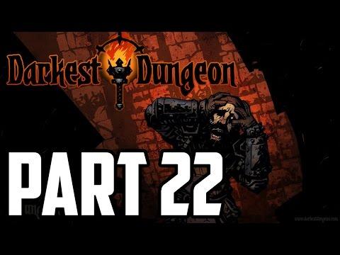 Mitch Plays Darkest Dungeon - Part 22 - Everything Is New And Pretty