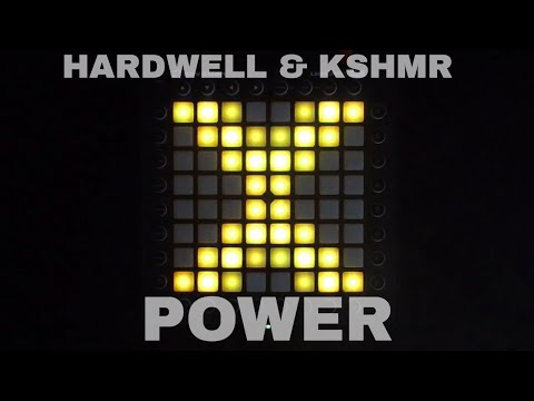 Hardwell & KSHMR - Power // Launchpad Pro cover