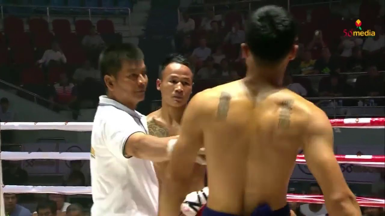 Download Kyar Pouh VS Thai Fight 50 Media Myanmar Channel