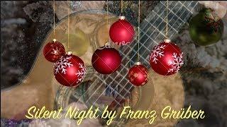 Silent Night by Franz Grüber (Classical Guitar) | Gohar Vardanyan
