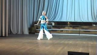 Танец с тростью..........Саиди