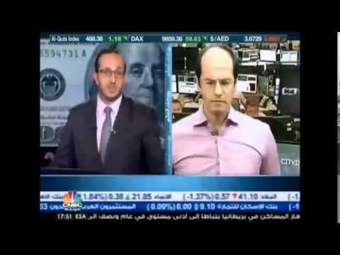أشرف العايدي في سي أن بي سي العربية  - 11 ديسمبر 2014 Chart