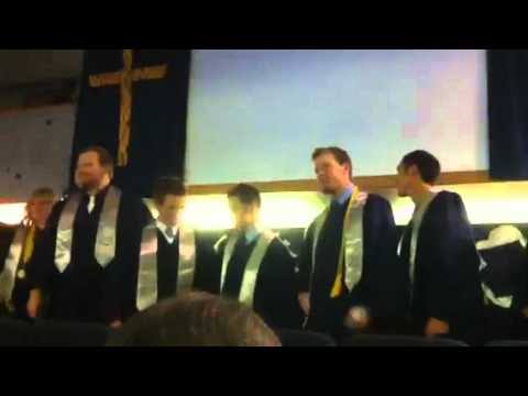 Wasilla lake Christian school 2011 graduation!!