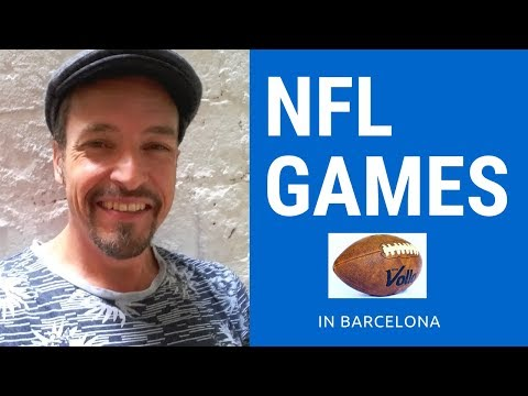 Where To See NFL Games In Barcelona