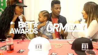 King Los & Lola Monroe discuss London plans, Grime music and son Brixton [GRM DAILY]