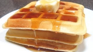 How To Make Waffles - Easy Cooking!