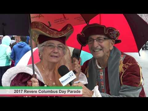 2017 columbus day parade