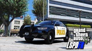 GTA5(SP)  LSPDFR Day-144 (Police Mod) (City Patrol)