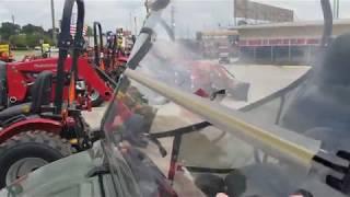 Mahindra diesel retriever