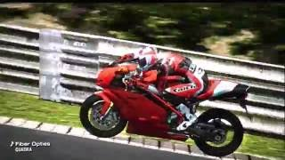 ps2 tourist trophy gameplay Ducati 999R Deep Forest replay