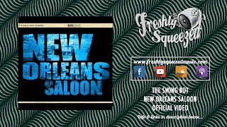 The Swing Bot - New Orleans Saloon - 2018 Electro Swing House