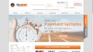 FXOpen UK Review - Best ECN and STP Forex Broker