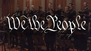 We The People — Past Inaugural Speeches, and The Constitution, Set to Music