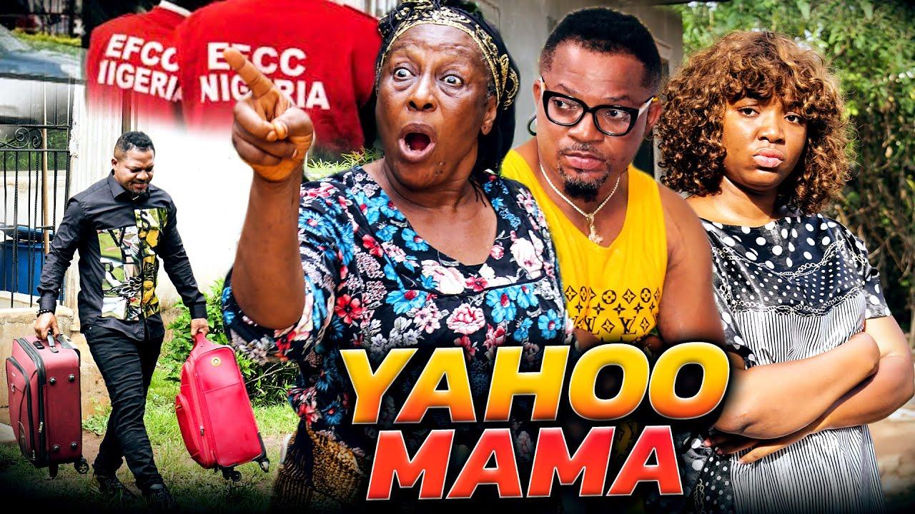 Download YAHOO MAMA (Trending New Movie) Patience Ozokwor/Walter Anga 2021 Trending Nigerian Nollywood Movie