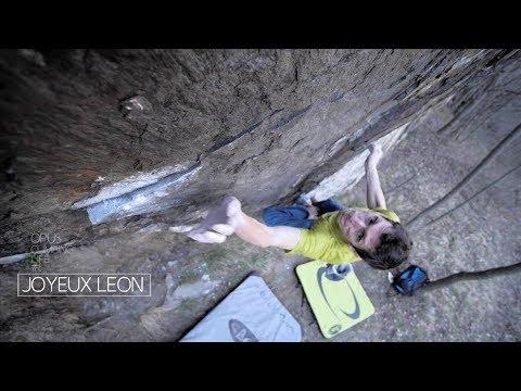 CLIMBING LIFE SAGA #8 Joyeux Leon | romain desgranges | La Balmaz - Suisse