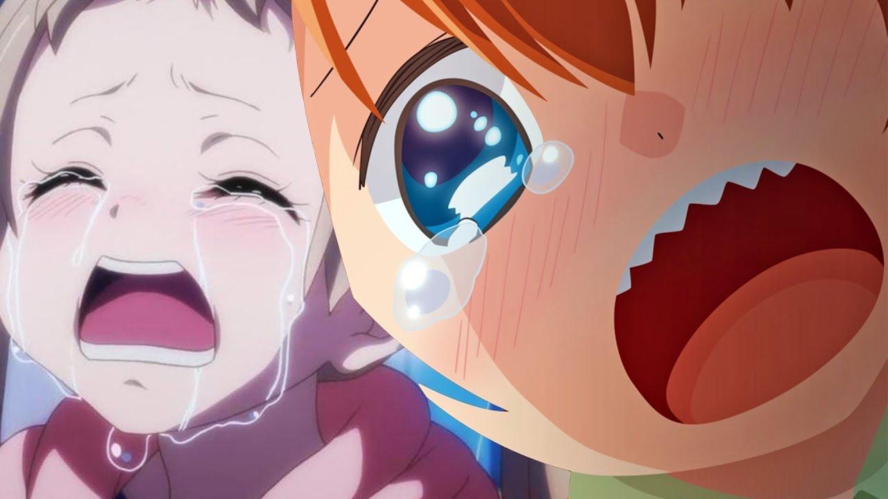 11 Animes Mangas Qui Te Font Pleurer Youtube