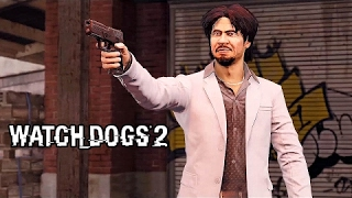 Watch Dogs 2 Human Conditions DLC All Cutscenes (Game Movie) Full Story 1080p 60FPS