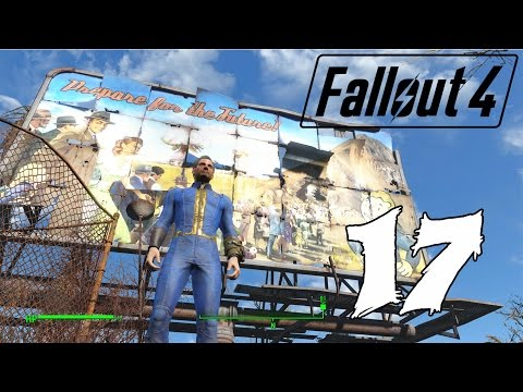 Fallout 4 - Walkthrough Part 17: Call to Arms