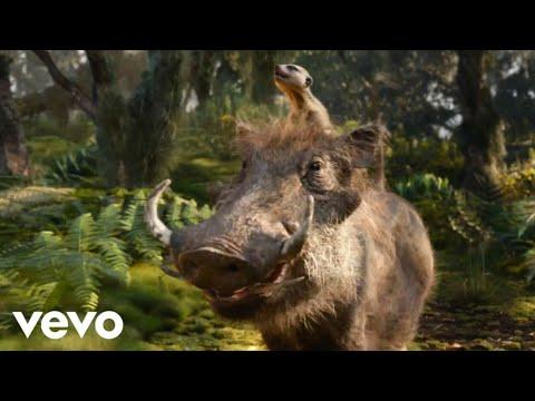 Король Лев (2019) - Лев сегодня крепко Спит   Клип (Песня) из Фильма [HD] На Русском.