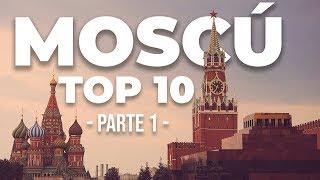 MOSCÚ #1: Los lugares turísticos de Moscú más famosos ★ Rusia Turismo Cultural ★ 🇷🇺