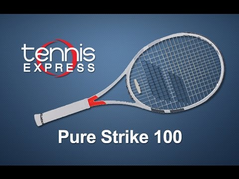 916a6f977 Babolat Pure Strike 100 Tennis Racquet Review