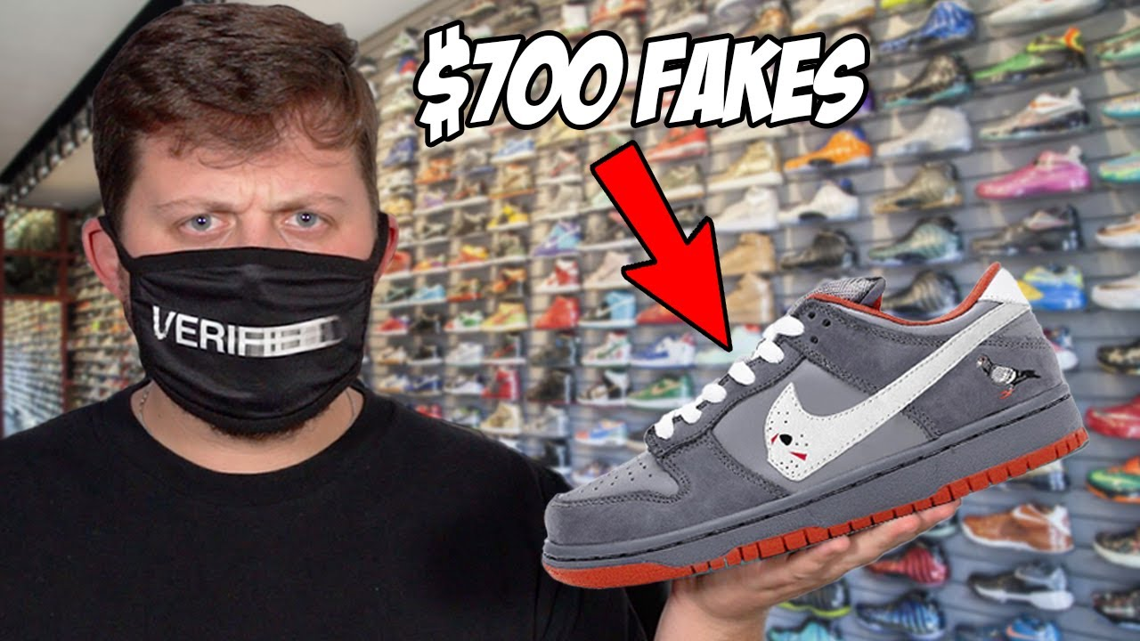 This Designer Can't Stop Selling FAKE Sneakers *EXPOSED* (PART 2)