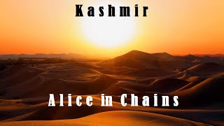 Alice in Chains and The North West Symphony Orchestra Kashmir