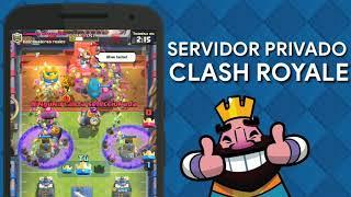 Descarga Nuevo servidor privado de clash royal y clash of clans