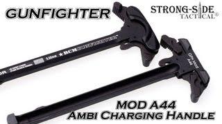 VLTOR BCM GUNFIGHTER AMBI AR-15 CHARGING HANDLE REVIEW