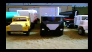 Maximum Overdrive in stop motion