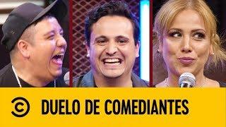 Alan Saldaña VS Richi O'Farrill VS Marcela Lecuona | Duelo De Comediantes | Comedy Central LA