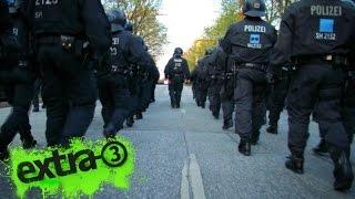 Werbung: Die Stadt Hamburg lädt zum OSZE-Gipfel ein