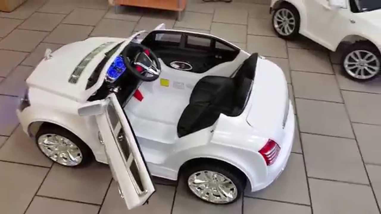 Kinderauto Kinder Elektroauto American Style Xxl 12v Stoßdämpfer 24