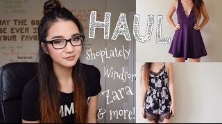 HUGE HAUL: ShopLately, Windsor, Zara, & more! Thumbnail