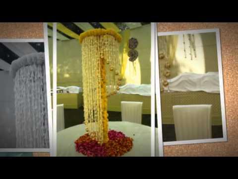 Floral Installation ideas for Indian Wedding Decorations - Wedding Design Hub