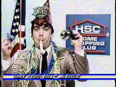 1987 HSN New Year Countdowns