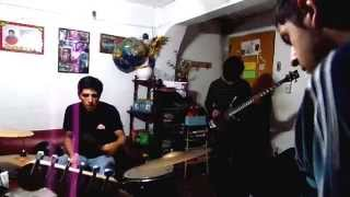 Red hot chilli peppers - funky crime cover