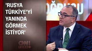 Mitat Çelikpala: Rusya Türkiye'yi masada yanında görmek istiyor