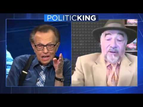 Michael Savage Larry King FULL Interview - November 2015