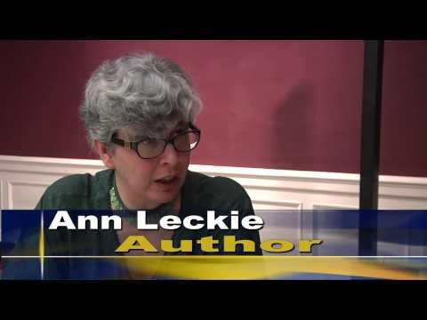 Ann Leckie Book Reading
