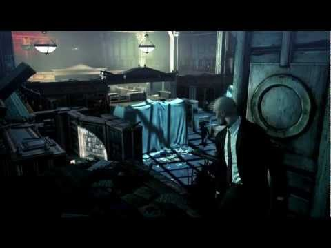 Hitman Absolution - PC | PS3 | Xbox 360 - Run for Your Life official video game teaser trailer HD