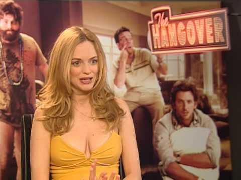 The Hangover : Heather Graham Exclusive Interview