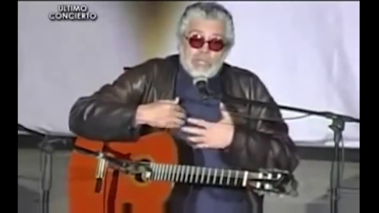 TU ULTIMO ADIOS''''FACUNDO CABRAL