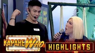 Vice gets hurt after Ion described his hair   It's Showtime KapareWHO
