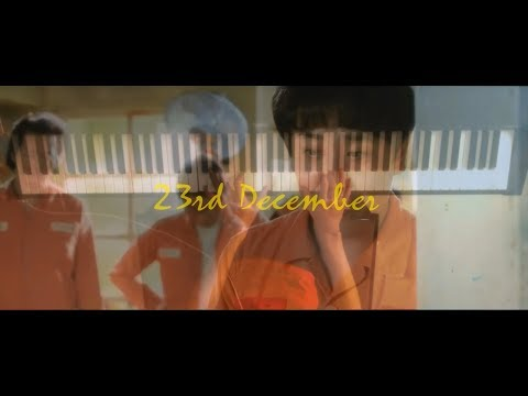 23rd DECEMBER - Miracle in cell no. 7 - Piano cover